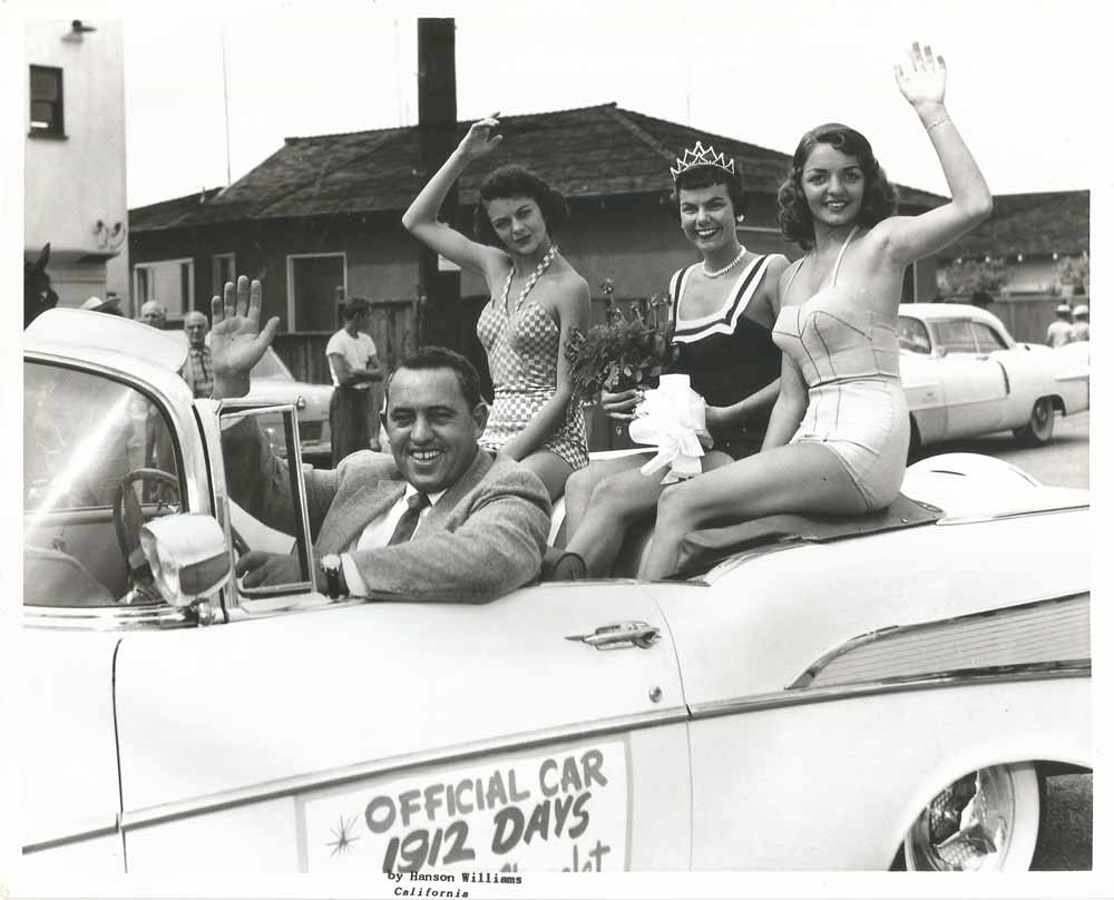 1912 Days Parade. 1957