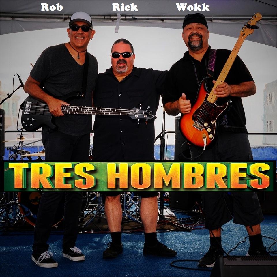 Tres band rob & rick 2