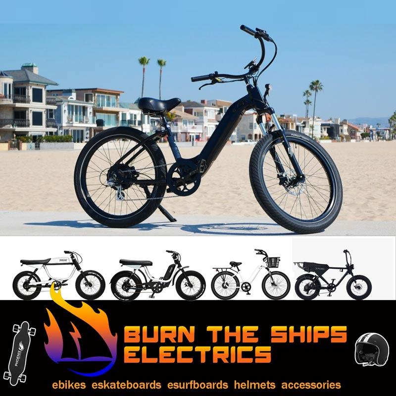 Burn The Ships Electrics